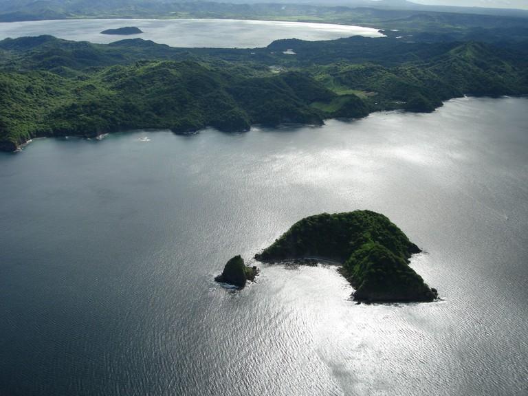 Kite boarding oasis in Bahia Salinas and bahia Santa Elena Guanacaste Costa Rica isla lora.JPG - big