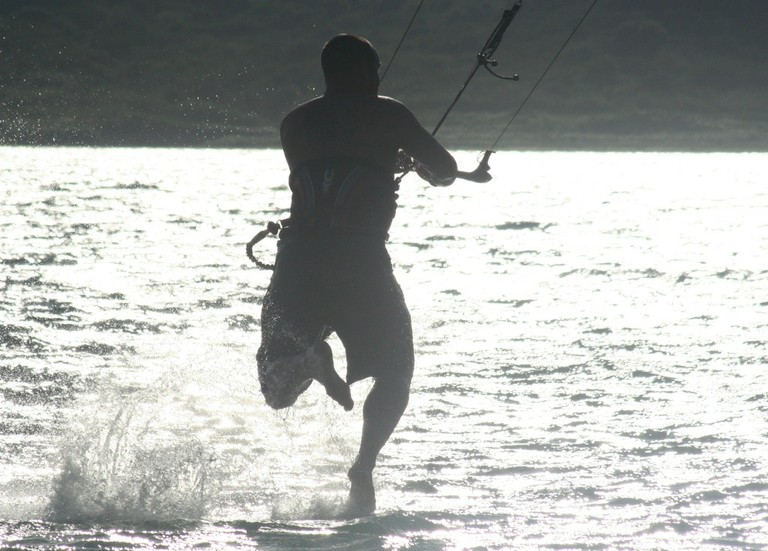 Kiteboarding and kitesurfing school costa rica strongest wind destination of central america bahia salinas.jpg - big