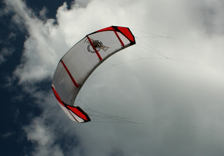 Kiteboarding and kitesurfing school costa rica top wind destination of central america always a full sail.jpg - big