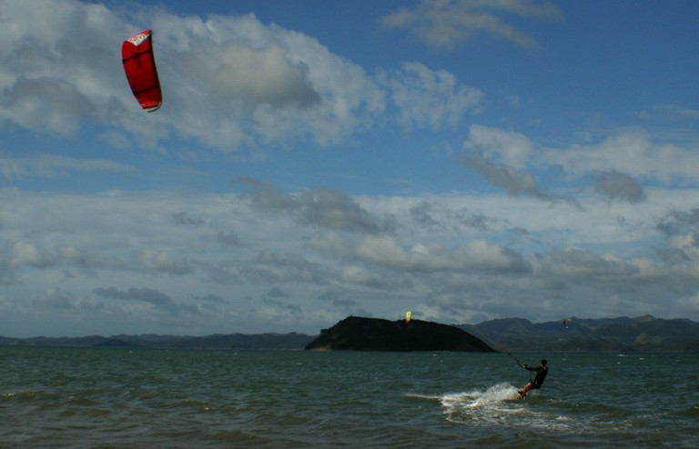 Kiteboarding and kitesurfing school costa rica top wind destination of central america.jpg - big