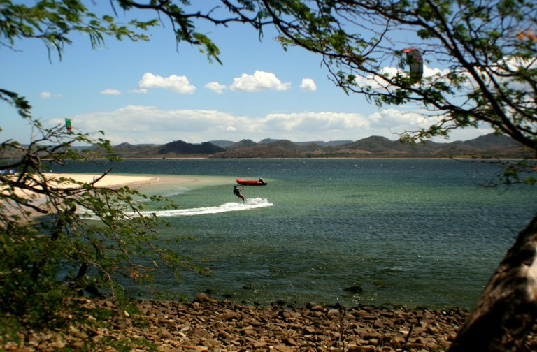 Kiteboarding and windsurfing costa rica top wind destination of central america bahia salinas.jpg - big