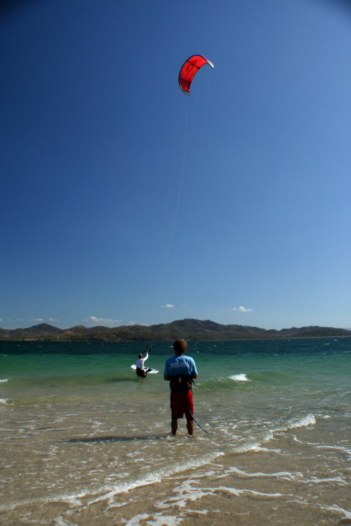 Kiteboarding Costa Rica Courses with with the professional instructors from the kite house in bahia salinas.jpg - big